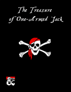 The Treasure of One Armed Jack