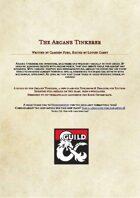 The Arcane Tinkerer