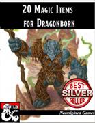 20 Magic Items for Dragonborn