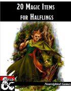 20 Magic Items for Halflings