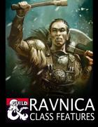 Ravnica Class Features (5e)