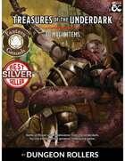 40 Magic Items - Treasures of the Underdark (Fantasy Grounds)