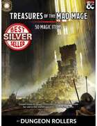 50 Magic Items - Treasures of the Mad Mage (Fantasy Grounds)