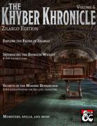 Khyber Khronicle Volume #06