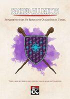Sacred Alliances — A Relentless Keepers of the Weave Supplement em português