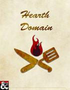 Cleric Domain - Hearth