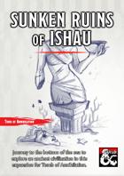 The Sunken Ruins of Ishau