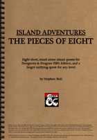 Island Adventures: The Pieces Of Eight