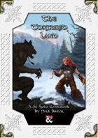 D&D Solo Adventure: The Tortured Land