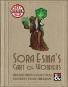 Sora Esma's Cart of Wonders