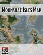 Moonshae Isles Map