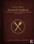 Antonia Lúpri's Ravenloft Cookbook