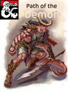 Path of the Demon (D&D 5e barbarian subclass)