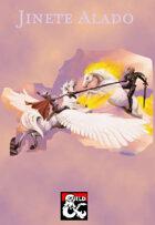 Arquetipo Marcial: Jinete Alado (Wing Rider)