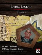 AE01-04 Living Legend by Will Brolley & Mark Navarre-Jones