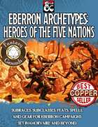 Eberron Archetypes: Heroes of the Five Nations (Fantasy Grounds)