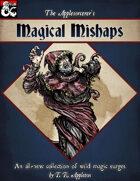 Magical Mishaps: 100 New Wild Magic Surges
