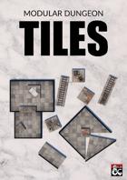 Battle map - Modular Dungeon Tiles