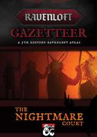 Ravenloft Gazetteer: Nightmare Court
