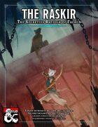The Raskir - The Secretive Ratfolk of Faerun