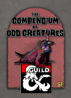 The Compendium of Odd Creatures
