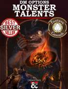 DM Options: Monster Talents 5E (Fantasy Grounds)
