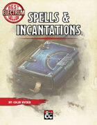 Spells and Incantations