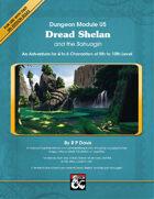 Dread Shelan & the Sahuagin