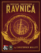 The Creature Compendium of Ravnica (Fantasy Grounds)