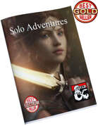 5th Edition Solo Rules 'Solo Adventures'