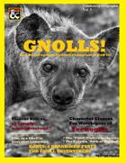 Candlekeep Geographic Vol.3: Gnoll Race (5e)