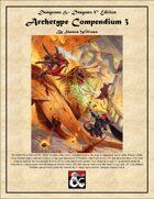 Archetype Compendium III
