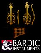 Bardic Instruments (5e)