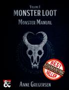 Monster Loot Vol. 1 – Monster Manual