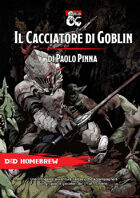 D&D5e Il cacciatore di goblin