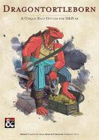 Dragontortleborn, an Original Race for D&D 5e