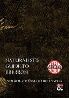 Naturalist's Guide to Eberron - Volume Two