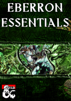 Eberron Essentials [BUNDLE]