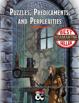 Puzzles, Predicaments, and Perplexities