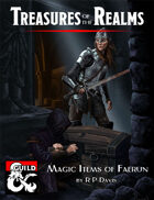 Treasures of the Realms - Magic items & Weapons of Faerûn