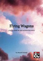 Flying Wagon Sheet & Upgrades