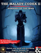 The Malady Codex II: Diseases of the Mind (Fantasy Grounds)