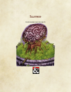 The Illithid playable race