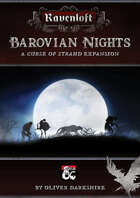 Barovian Nights - 101 Ravenloft Encounters