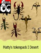 Matty's tokenpack I Desert