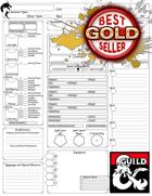 Complete Character Sheet 5e