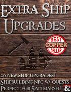 Extra Ship Upgrades: Saltmarsh