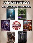 D&D Essentials: The Mithral Collection [BUNDLE]