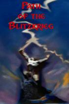 5e Barbarian - Path of the Blitzkrieg