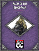 Races of the Blood War: The Quasit